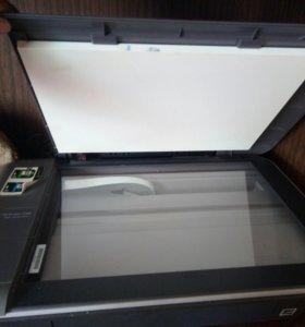 Принтер,сканер,копир hp deskjet 1050