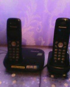 Цифровой безпроводной телефон