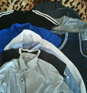 Рубашки,футболки