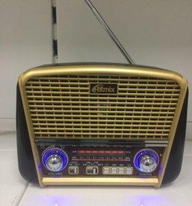Радиоприёмник Ritmix RPR-050 GOLD ( новая)