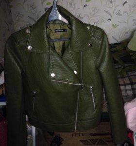 Куртка ( кожанка)