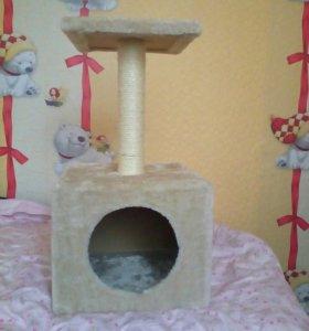 Домик для котёнка/кошки
