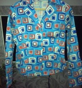 Рубашка -пиджак жен.