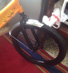 Велосипед детский горный
