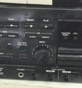 CD-проигрыватель Tascam A-630