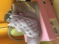 Ботинки для девочки 31 р