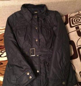 Куртка/плащ Oasis (внутри стёганное)
