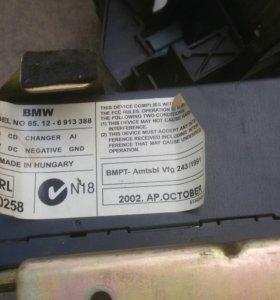 Магнитола BMW 5 E39