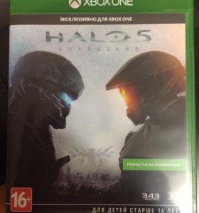 Диск Halo 5