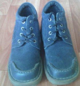 Ботинки на мальчика размер 32