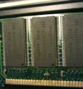 Оперативная память DDR 512mb