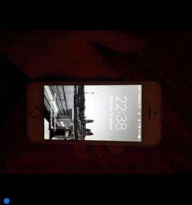 СРОЧНО! iphone 5s 64gb gold