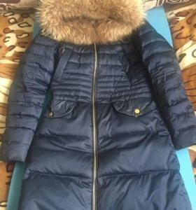 Пуховик (зимнее пальто)