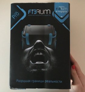 """Очки виртуальной реальности """" fibrum pro"""""""
