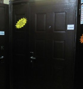Входная дверь 1200*2050