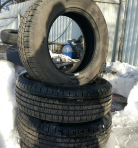 Шина Continental CrossContact LX 215/65 R16 98H