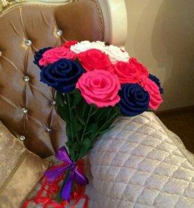 розы гафирование