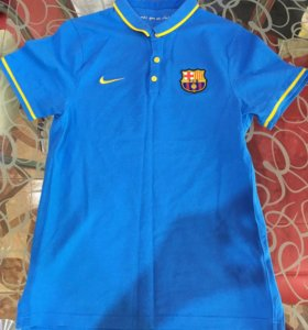 Поло Nike Barcelona