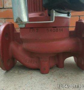 Циркуляционный насос grundfos ups 40-60/f2