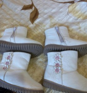Ботиночки для девочек