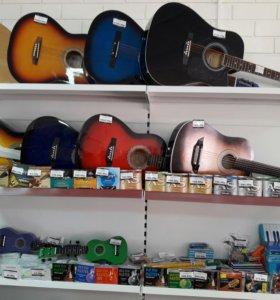 Музыкальнве инструменты