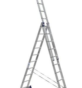 Лестница- стремянка 3х10