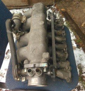 Ресивер двигателя змз 405