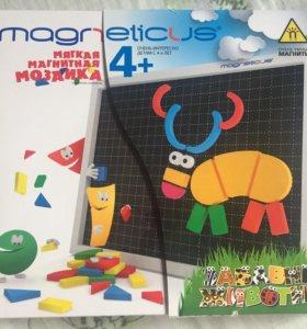 Magneticus доска развивалка