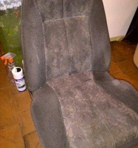 Кресло водительское с ваз 2110