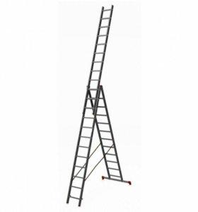 Лестница стремянка 3х12