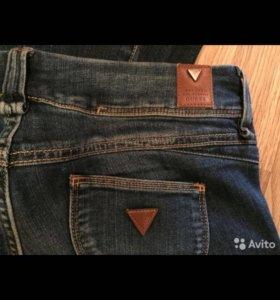 Новые джинсы клеш guess