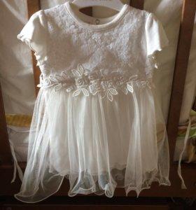 Платье для маленькой принцессы!)