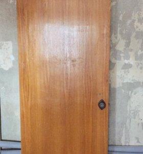 Дверь межкомнатная б/у