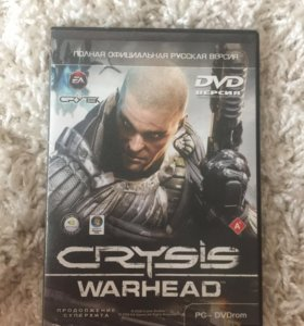 Crisis Warhead игра на ПК
