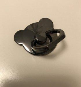 Держатель с кольцом для надёжной фиксации смартфон