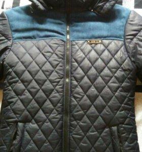 Куртка мужская новая (зимняя).