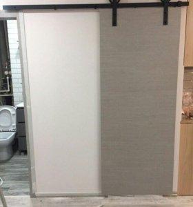 Дизайнеркие раздвижные двери