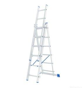 Лестница стремянка 3х6