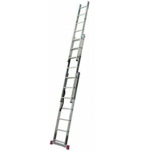 Лестница стремянка 3х7