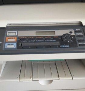 Факс принтер сканер