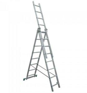 Лестница стремянка 3х8