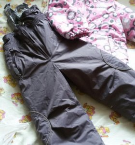 Куртка и штаны комплектом