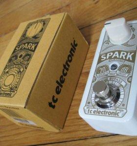 🎼 TC Electronic Spark Mini Booster