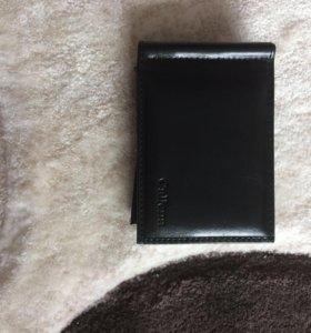 кошелёк мужской новый