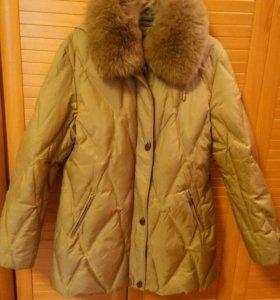 Куртка-пуховик Snow Grey