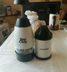 Кухонный чоппер и терка
