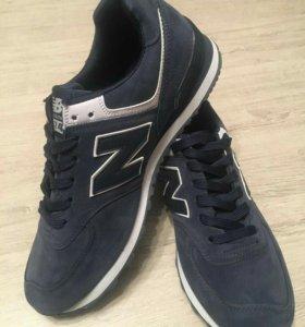 Мужские новые кроссовки New Balance