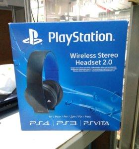 Наушники для PS 4