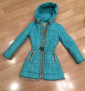 Детская куртка-пальто