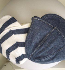 Новые кепки на малыша